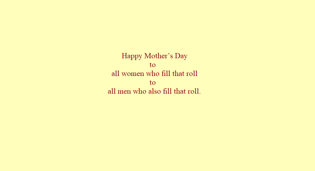 Mother's Day 2018 (2)