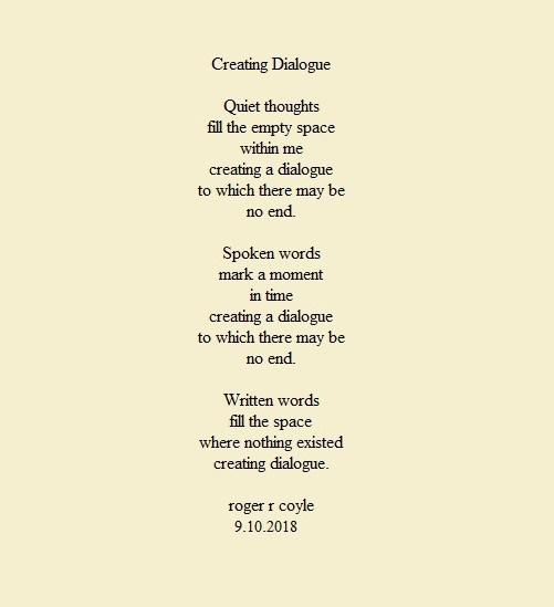 Creating Dialogue (2)
