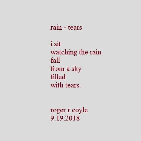 rain-tears