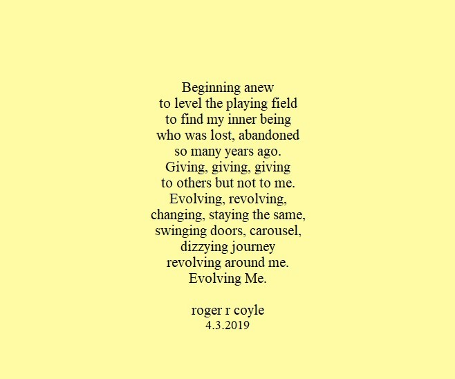 Beginning anew