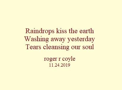 Raindrops kiss (2)