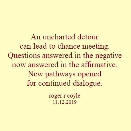 uncharted detour