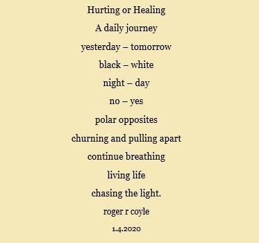 Hurting or Healing (2)