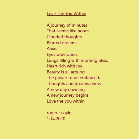 Love The You Within (2)