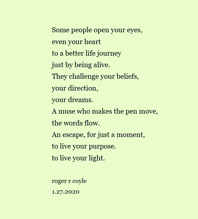 Some People Open Your Eyes