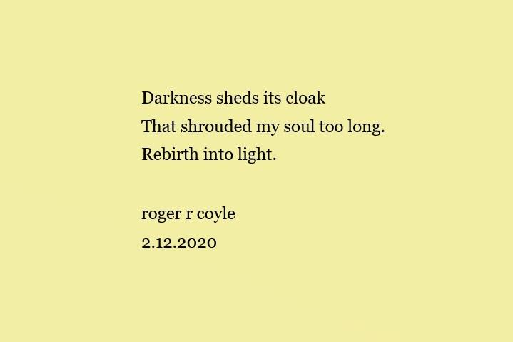 Darkness Sheds Its Cloak (2)