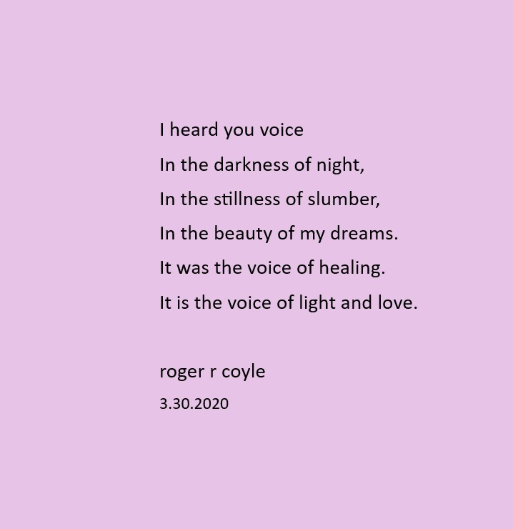 I Heard Your Voice (2)