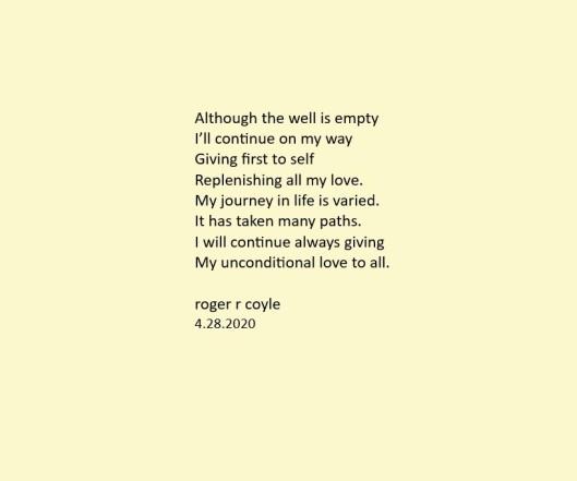 Replenishing Self