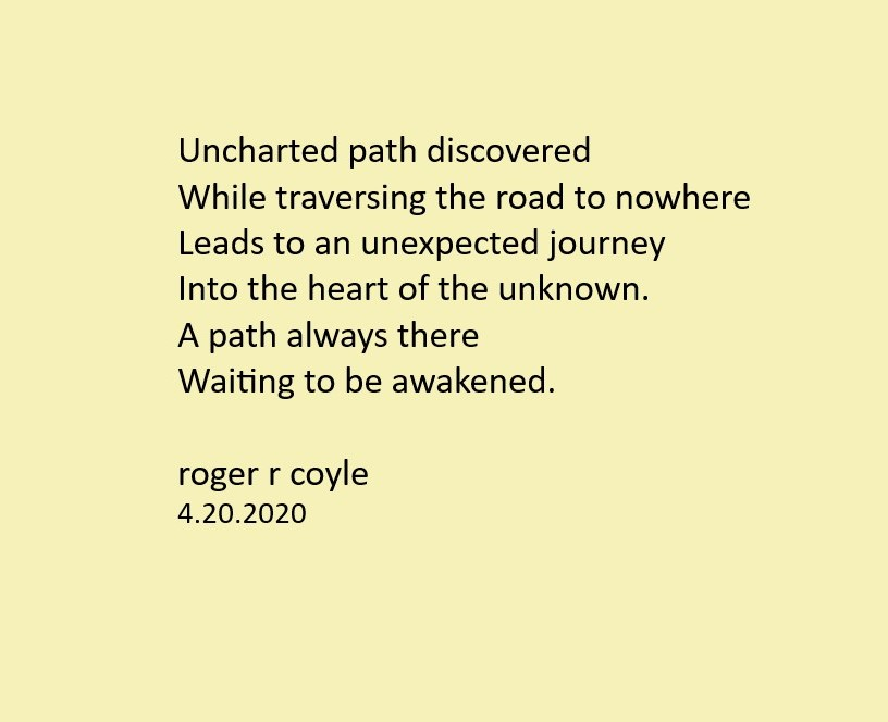 Uncharted Path (2)