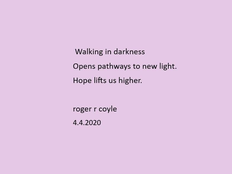 Walking in Darkness (2)