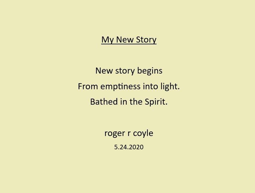My New Story