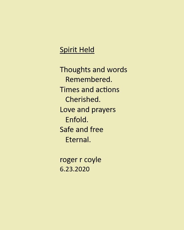 Spirit Held