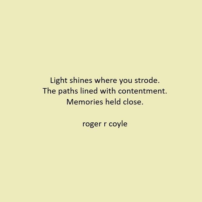 Paths Walked