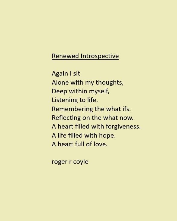 Renewed Introspective